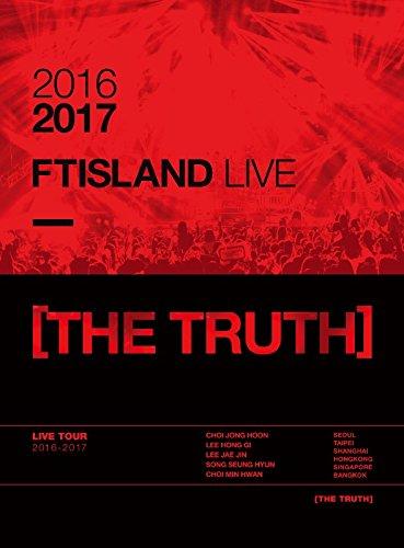 2016-2017 FTISLAND LIVE [THE TRUTH](2DVD+PHOTOBOOK)