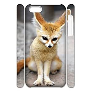 diy phone casediy 3D Case Cover for iphone 6 plus 5.5 inch - Fox case 3diy phone case