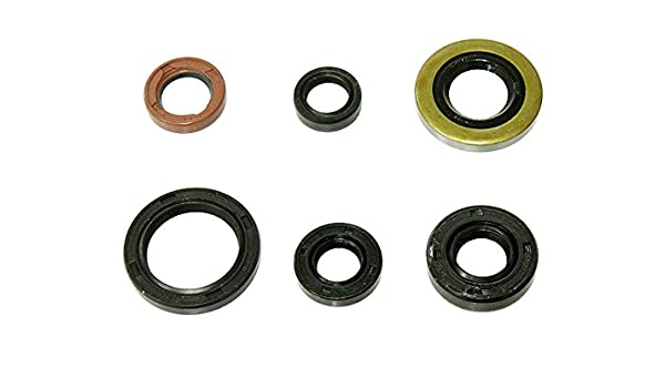 Tusk Engine Oil Seal Kit Fits Honda TRX 400EX 1999-2004