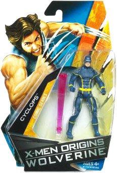 Toy Rocket X-Men Origins Wolverine Comic Series 3 3/4 Inch Action Figure Cyclops ()