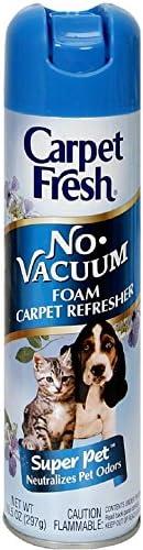 Carpet Fresh Vacuum Refresher Super