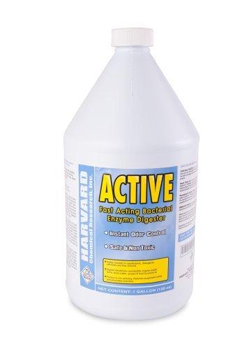 Harvard Chemical 6028 Active Bacterial Materia orgánica y eliminador ...