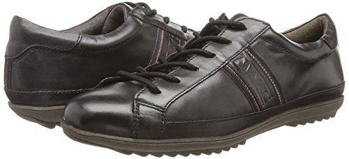 Shoes 100 Nero Donna Basse Helen schwarz black Sneaker Marc 4Fwapd8xqd