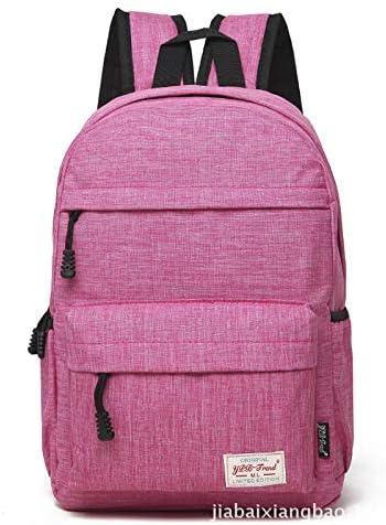 GDMXYD Wasserdicht Laptop Rucksack Herren Schulrucksack Jugendliche Schultaschen mit USB Anschluss für -Jungen Backpack Teenager Daypack Freizeitrucksack