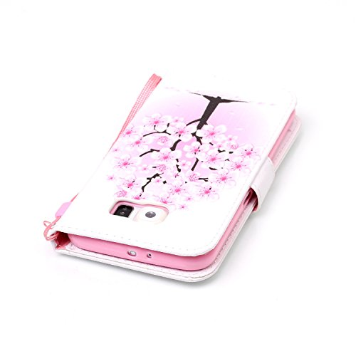 Para Smartphone Samsung Galaxy S6Funda Flip Cover Funda Piel [Tarjetero] funda piel cartera Executive Diseño + Polvo Conector beige 7 4