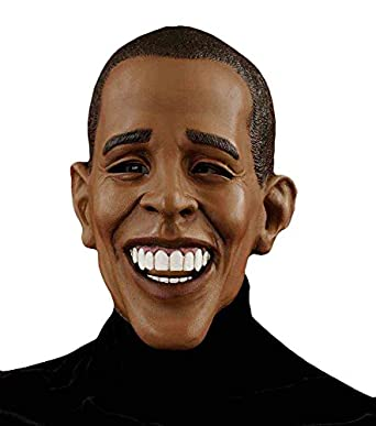 President Barrack Obama Mask