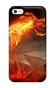 Iphone Cover Case - League Of Legends Protective Case Compatibel With Iphone 5/5s 5552736K88340423