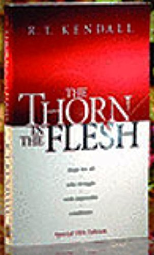 Read Online The Thorn In The Flesh,SPECIAL TBN EDITION (2004 Paperback) ebook
