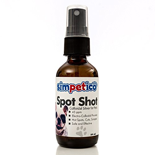 Simpetico Hot Spot and Mange Treatment for Dogs and Cats