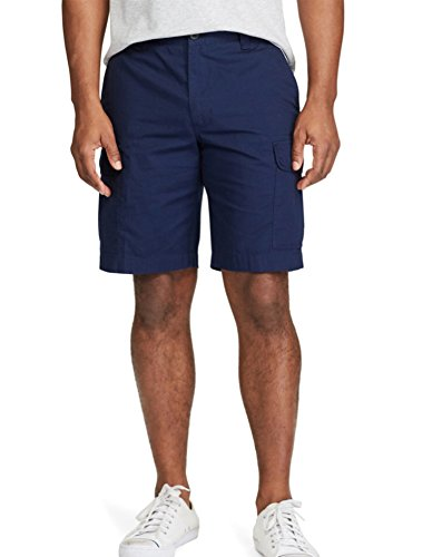 Chaps Men's Classic-Fit Ripstop Cargo Shorts (Navy, ()