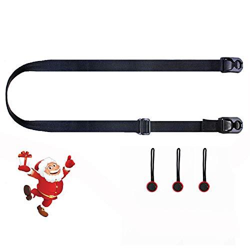 NEWTTY KAY Universal Sliding Lite Camera Strap Shoulder Strap for All SLR Cameras (Black)