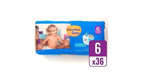 Carrefour bebé Ultra Dry Pull On tamaño 6 esencial Pack de ...