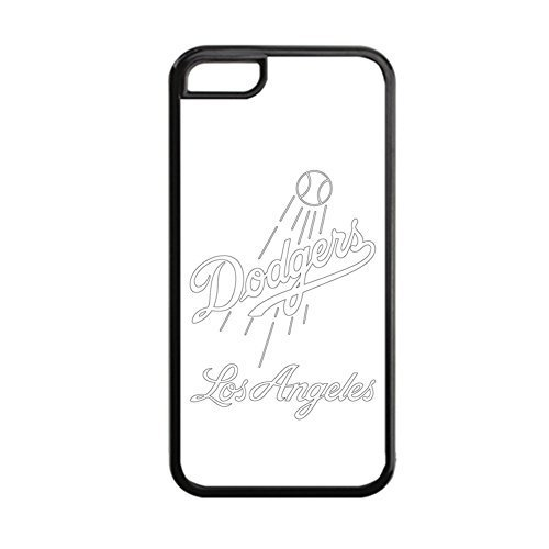 meilz aiaiGeneric For Appleipod touch 5 Iphone With Los Angeles Dodgers Silicone Kawaii Back Phone Case For Child Choose Design 2meilz aiai