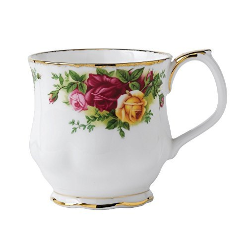 Royal Albert Old Country Roses Mug by ROYAL DOULTON B01N213YOQ