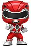 Funko POP Television: Power Rangers Action Figure, Red