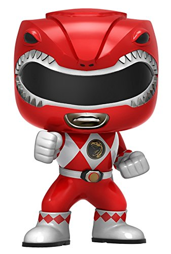 Funko POP Television - Vinyl Figure - Power Rangers - Red Ra