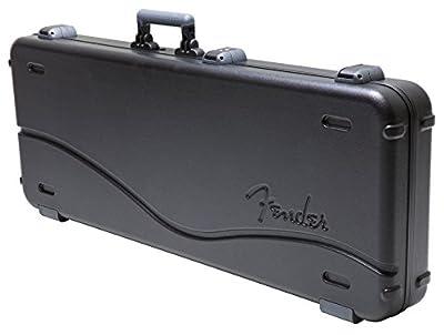 Fender Deluxe Molded Jaguar - Jazzmaster Electric Guitar Case - Black