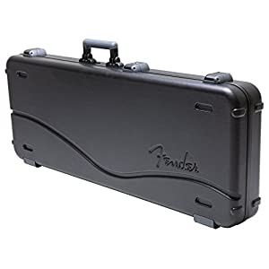 Deluxe Molded Case Jazzmaster/Jaguar Black