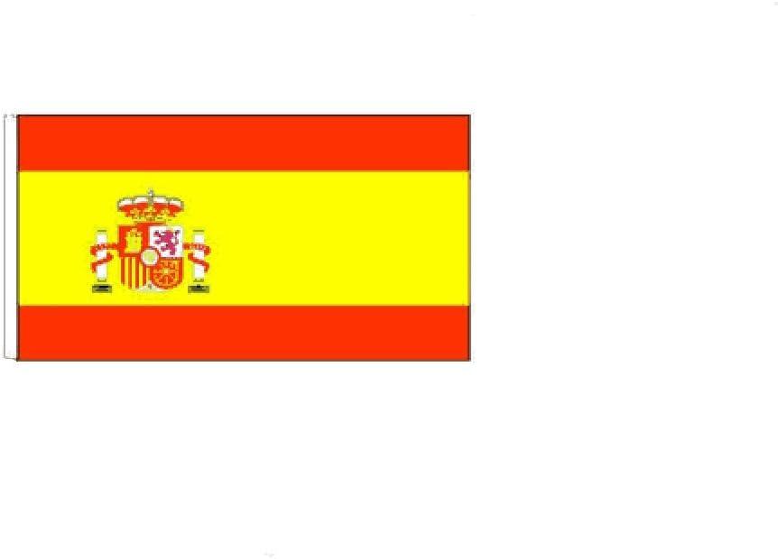 GIZZY® Bandera de España Manga Estado 18