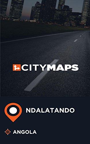City Maps Ndalatando Angola