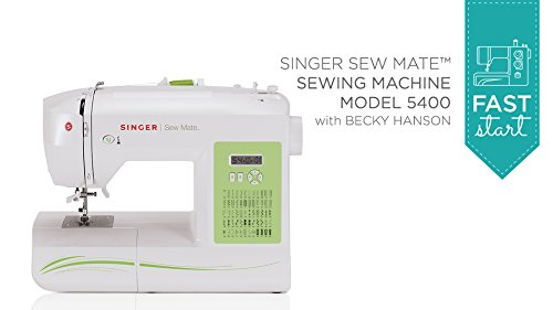 Price comparison product image Fast Start - Singer Sew Mate 5400