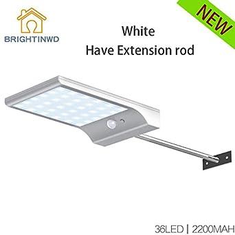 ont extension Rod, Chine, éclairage Blanc : LED Lampe solaire 36led ...