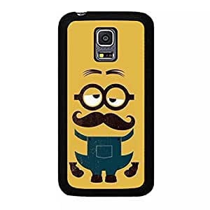 Samsung Galaxy S5 Mini Characteristic Lovely Style Anime Minions Role Cover Case for Samsung Galaxy S5 Mini Great Charming Endearing Minions Phone Case