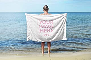 product image for Sport N Care Live Saver Shammy Towel Micro Fiber Towel Ultra Absorbent Fast Dry Performance Compact Light Weight Sands Free Size 32 x 60 High Resolution Sublimation Printed Made in USA