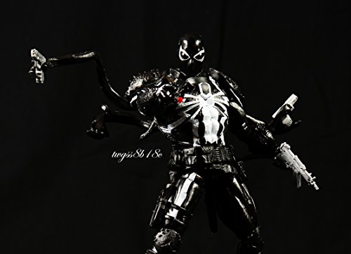 Marvel Legends Infinite Series Agent Venom Marvel Legends Infinite Series