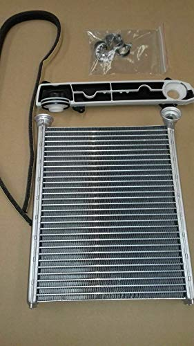 Trade Vehicle Parts CT7002C Heater Matrix (1.6 Petrol) (2.0 Diesel) (Man/Auto) (With/Without Ac):