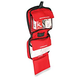 Lifesystems - Camping First Aid Kit, color red