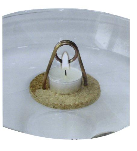 Bausatz: Dampfkreisel - dampfgetriebener Schwimmkreisel mit Wasserimpuls-Antrieb