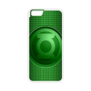 iPhone6 Plus 5.5 inch phone cases White Green Lantern Phone cover NAS3818623