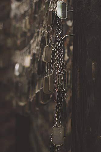 (Metal Silver Tags (Art Print))