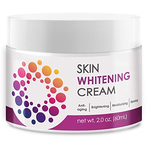 ACTIVSCIENCE Whitening Cream - Powerful Skin Lightening Cream for Face & Body. Dark Spot, Melasma & Hyperpigmentation Treatment. Sans Hydroquinone. 2 fl oz. (Best Products For Hyperpigmentation Treatment)