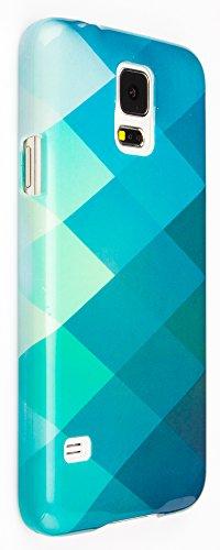 Galaxy S5 Case, MINK [Slim] [Exact Fit] [Colorful Designs] **NEW** [Minimalist Series]...