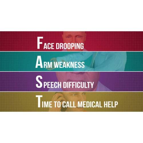 Convergence Training First Aid - Stroke, C-886, DVD (C-886)