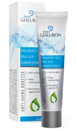 Anti Wrinkle Booster - Gialuron Innogialuron anti-aging booster anti-wrinkle cream 40ml by Hendels Garden