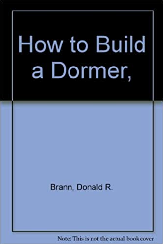 How to Build a Dormer,