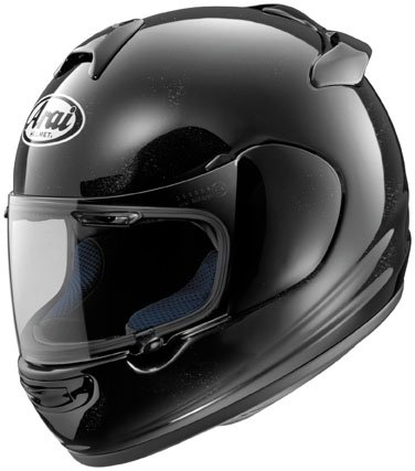 Arai Vector-2 Helmet (Black, Medium)