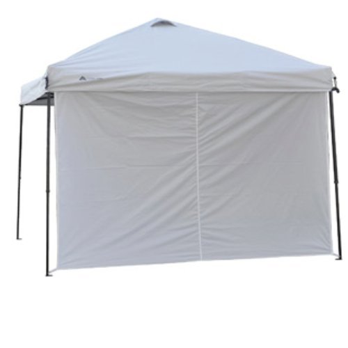 Ozark Trail Sun Wall for 10 x 10 Straight Leg Gazebos - WHITE by Ozark Trial