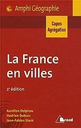 La France en villes CAPES AGREG 2ème édition