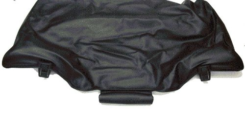 2003 VW New Beetle Convertible Boot Cover - Black