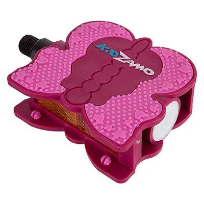 Kidzamo Lucille Juvenile Pedals, Plastic, 1/2