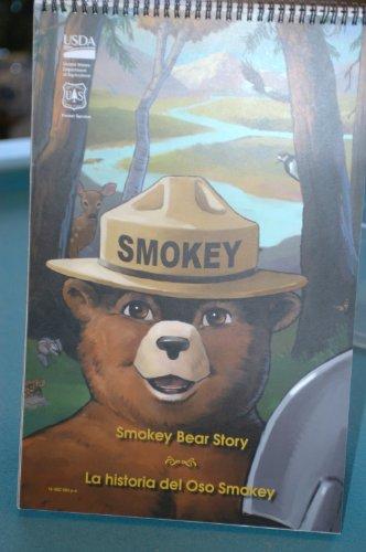 Smokey Bear Story Flip Chart Style Stand-up Easel Book (Story Flip Chart)