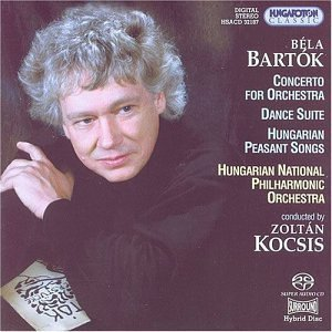 bartok concerto for orchestra dance suite hungarian peasant