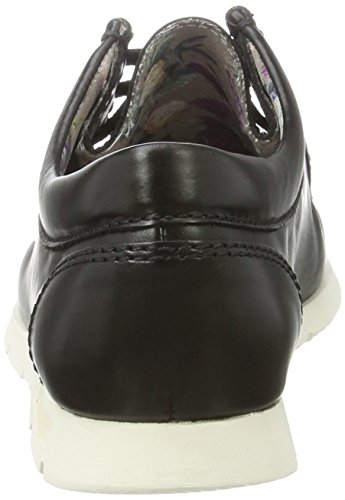 Sioux Ladies Grash-d171-24 Mocassino Nero (nero)