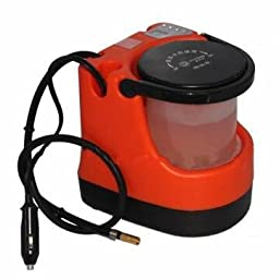 Car Water-Cooled Air Pump Intelligent Digital Display Power Inflator