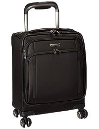 Samsonite 78591-1041 SilhouetteXV Spinner Boarding Bag, Black, International carry-on