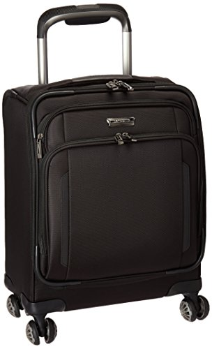 (Samsonite Silhouette Xv Softside Spinner Boarding Bag, Black)